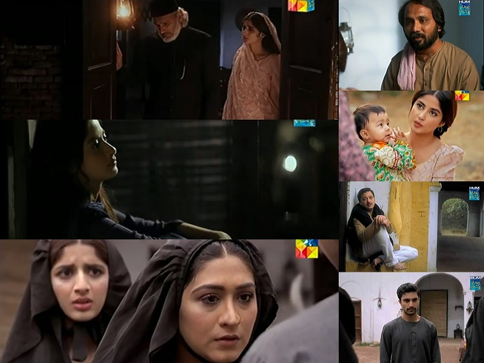 Aangan Episode 23 Story Review - Goodbyes