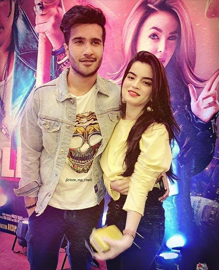 Feroze Khan and Alizeh Feroze Blessed with a Baby Boy
