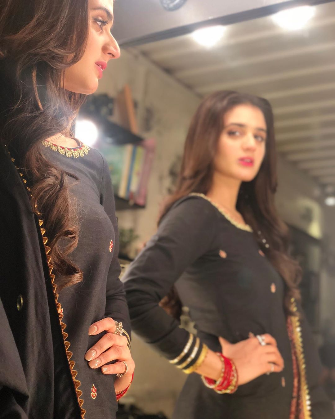 Latest Clicks of Hira Mani During her Photo Shoot