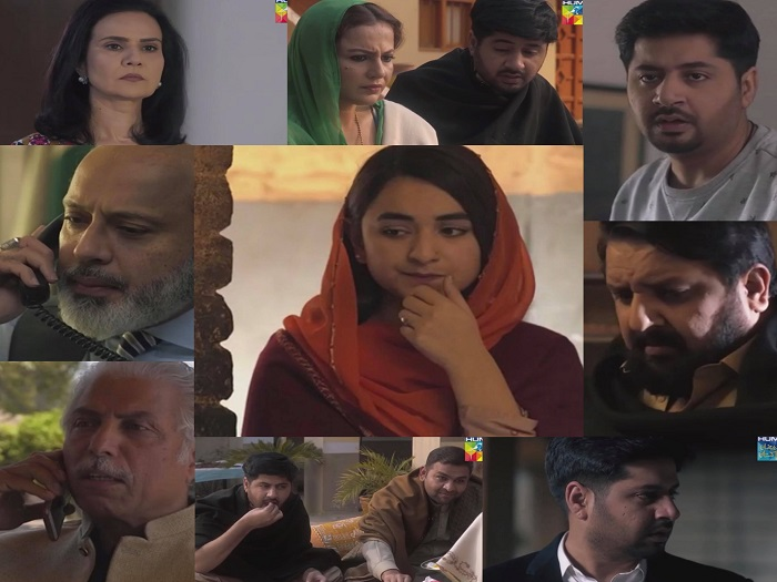 Inkaar Episode 9 Story Review - No Means No