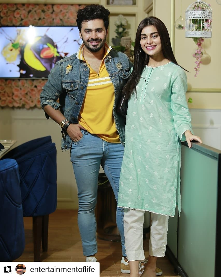 Celebrities Spotted at the Birthday Party of Nadia Khan
