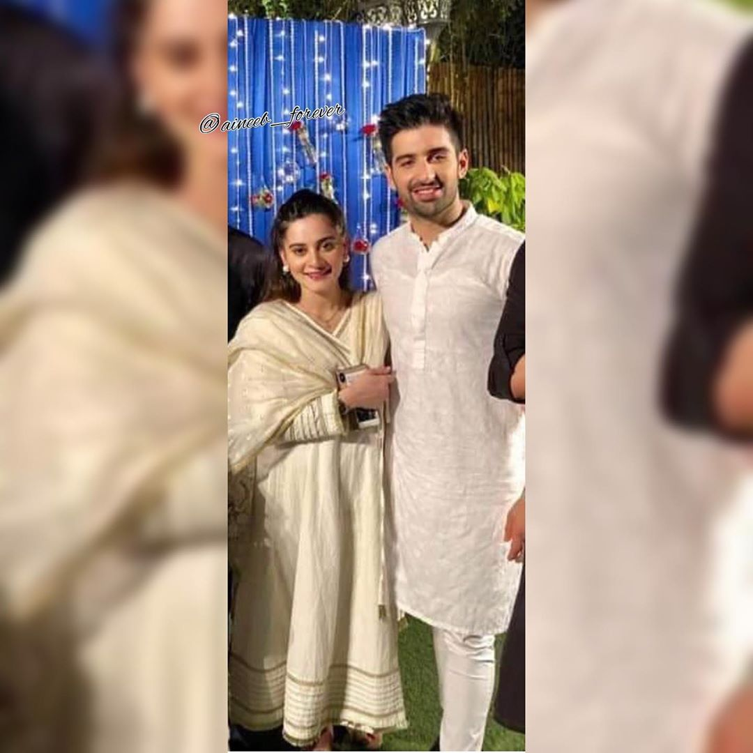 Pakistani Celebrities at the Grand White Iftar Party Last Night