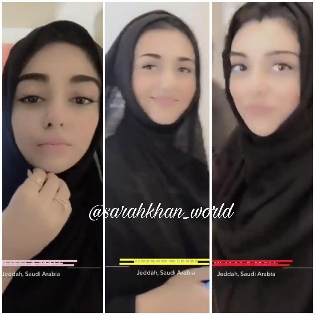Beautiful Actresses Sarah Khan and Noor Khan Performed Umrah