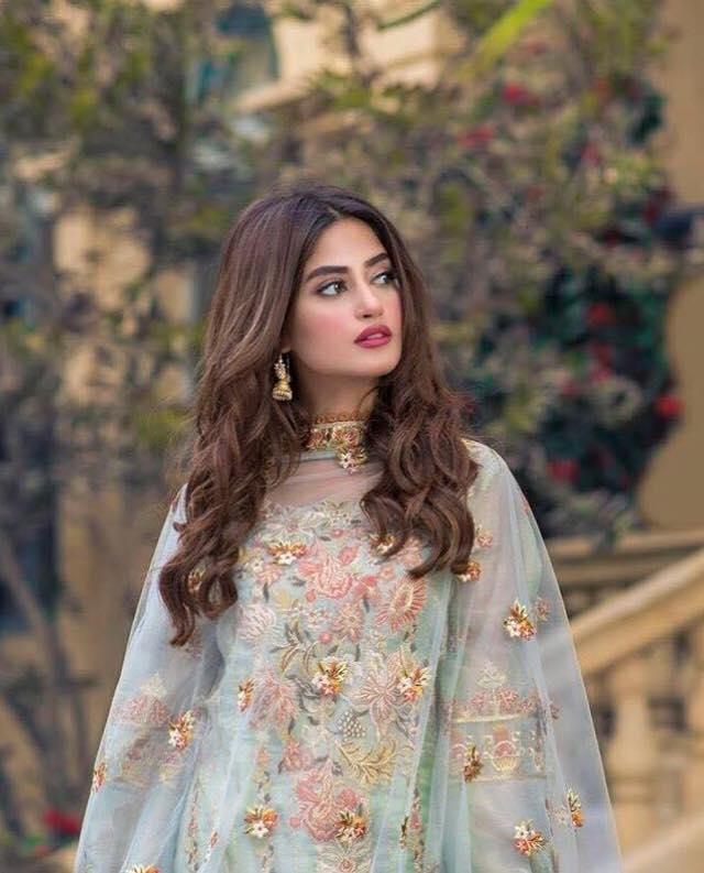 Latest Clicks of Beautiful Actress Sajal Aly