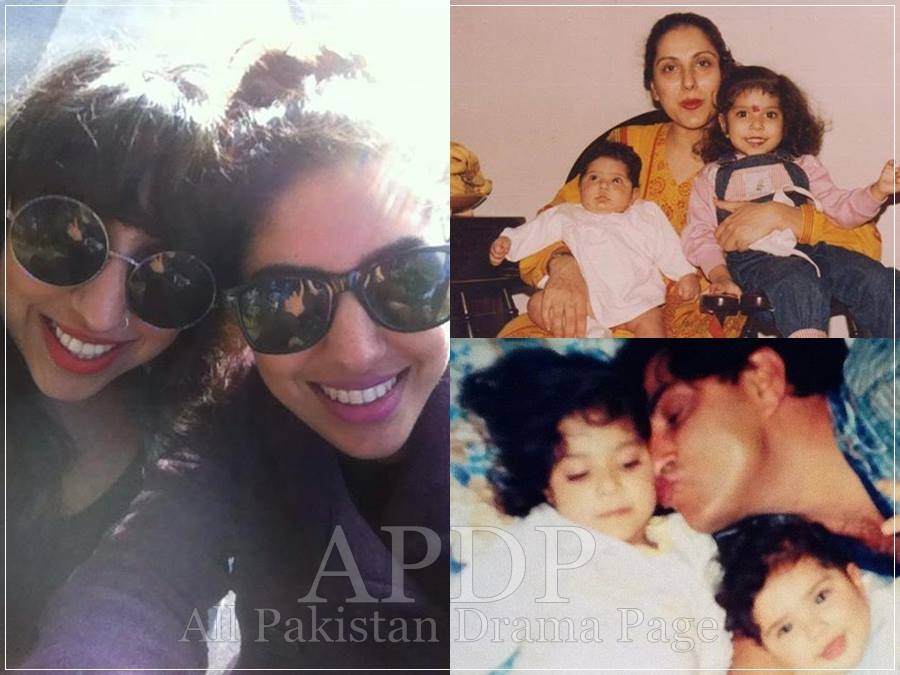 Samina Pirzada With Her Daughters - 20 Beautiful Pics