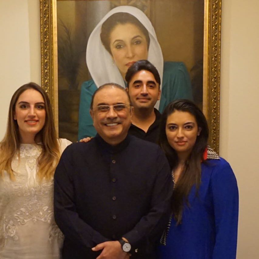 Wedding Pictures of Benazir Bhutto's Beautiful Niece Azadeh Bhutto