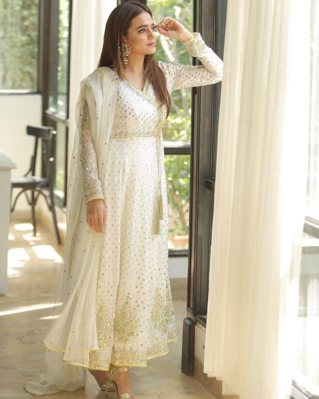 Latest Clicks of Beautiful Sumbul Iqbal