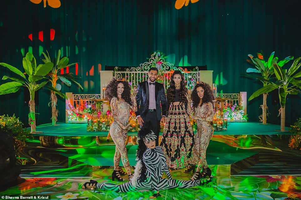 Jungle Themed Birthday Party Celebrations Pictures Of Amir Khan And Faryal Daughter Alayna Khan