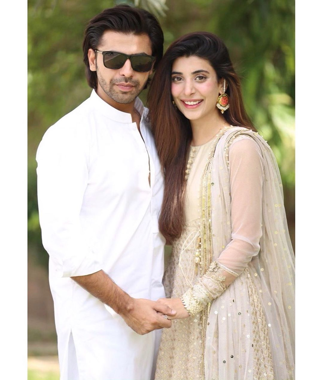 Beautiful Pakistani Celebrities First Day Eid Pictures – Part-4