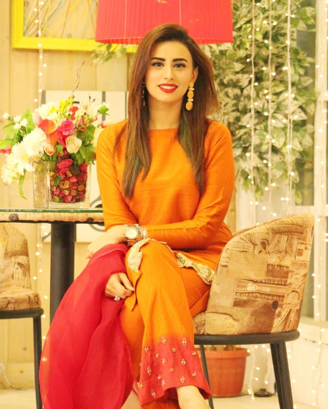 Beautiful Pakistani Celebrities First Day Eid Pictures - Part-1