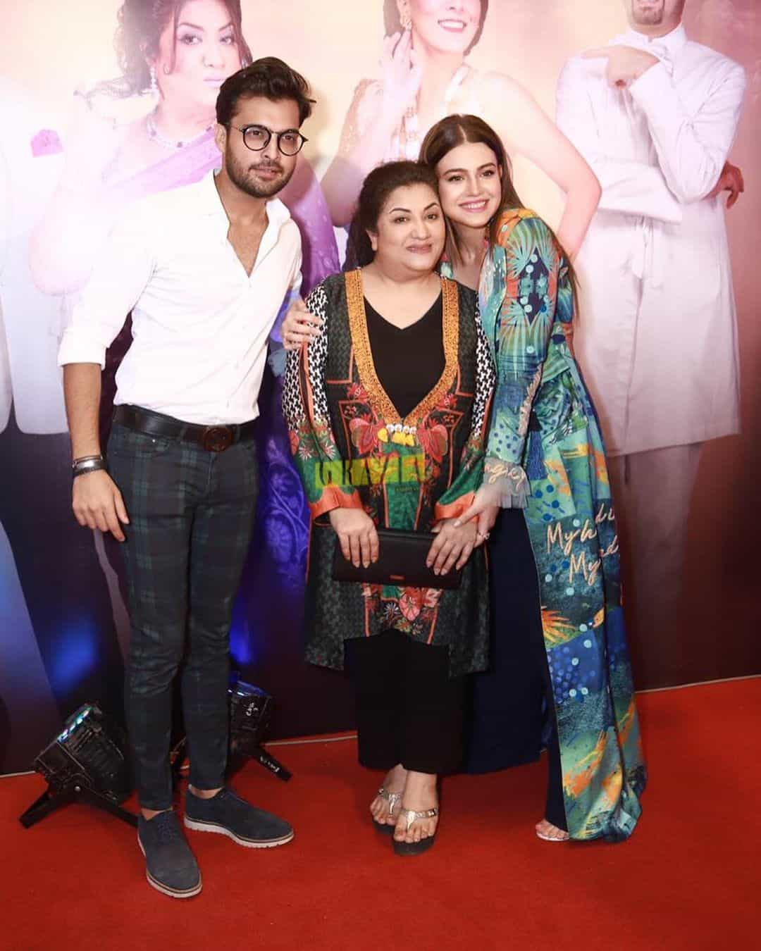 Celebrities Spotted at the Trailer Launch of Movie Paray Huy Love