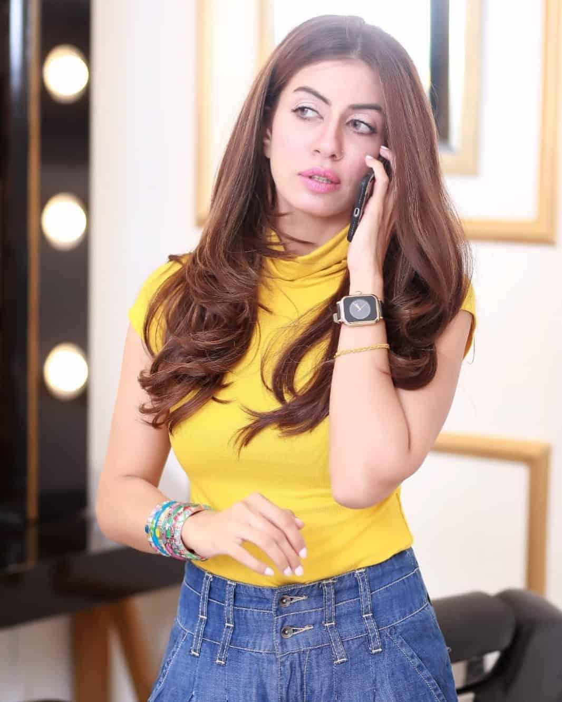 Latest Pictures of Actress Sadia Faisal