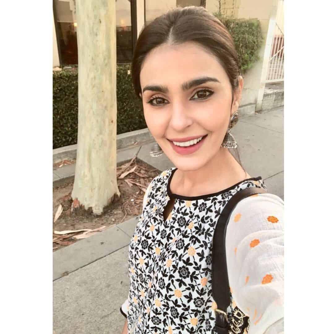 Latest Clicks of Beautiful Actress Sadia Ghaffar