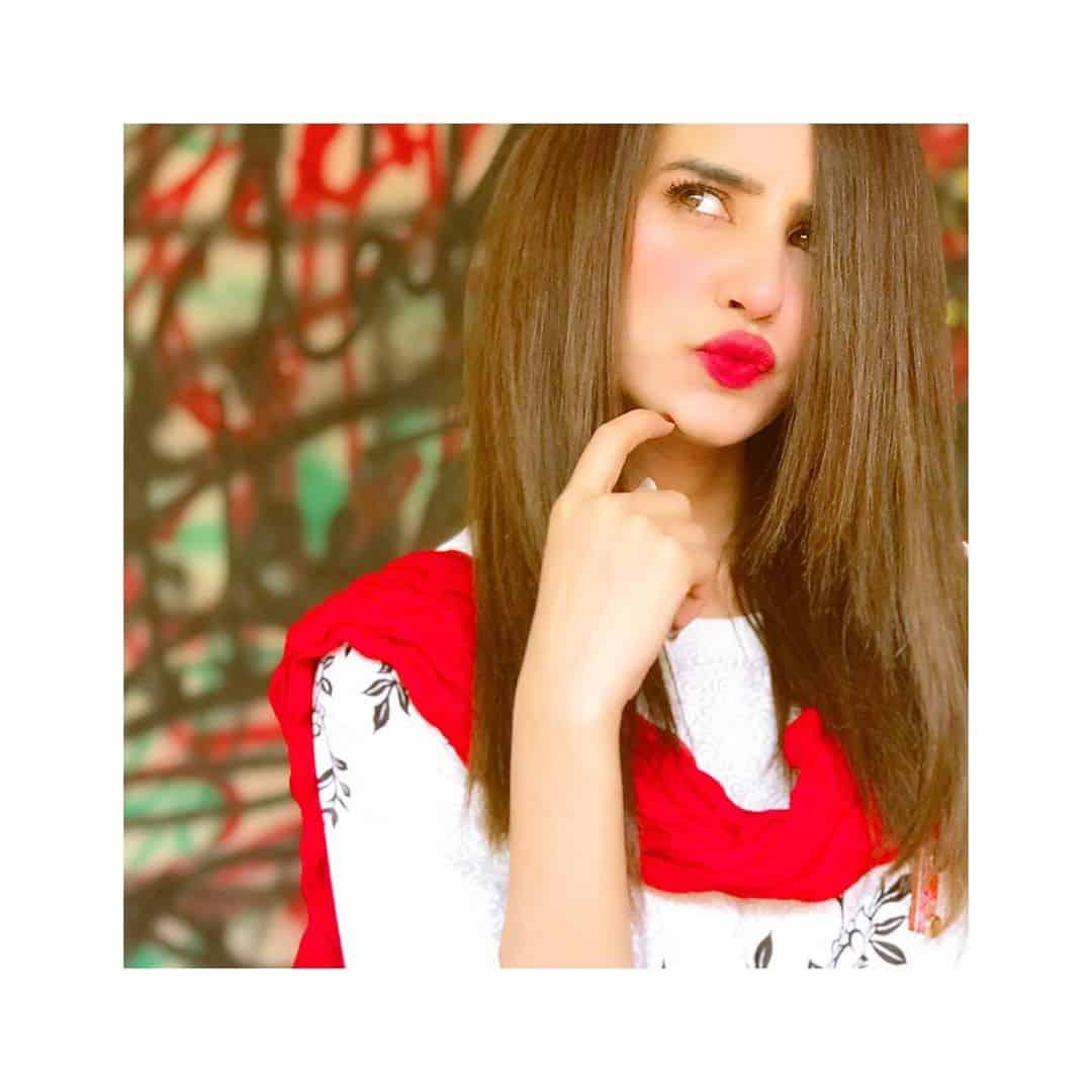 Latest Stylish Photo Shoot of Gorgeous Actress Saniya Shamshad