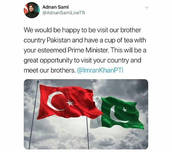Turkish Hackers Are Putting Up PM Khan's Pictures on Indian Celebrity Twitter