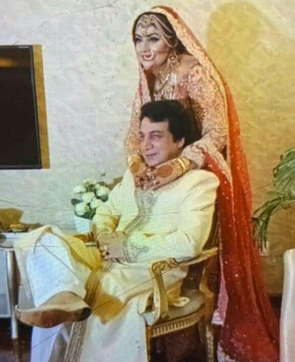 Veteran Actress Anjuman Gets Married