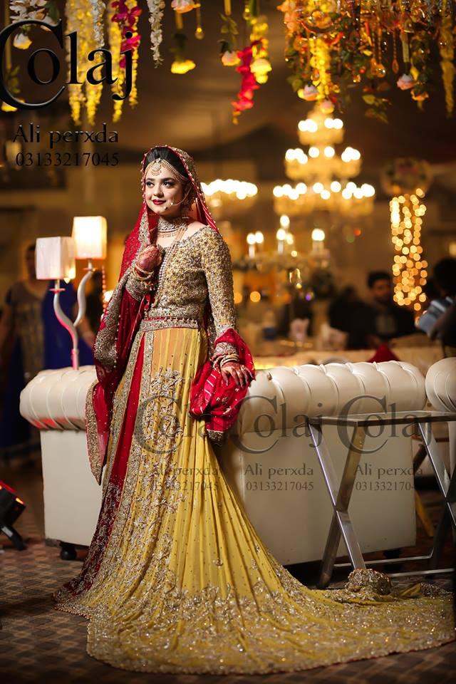 Wedding Pictures and Videos of Actress Sarah Razi Khan