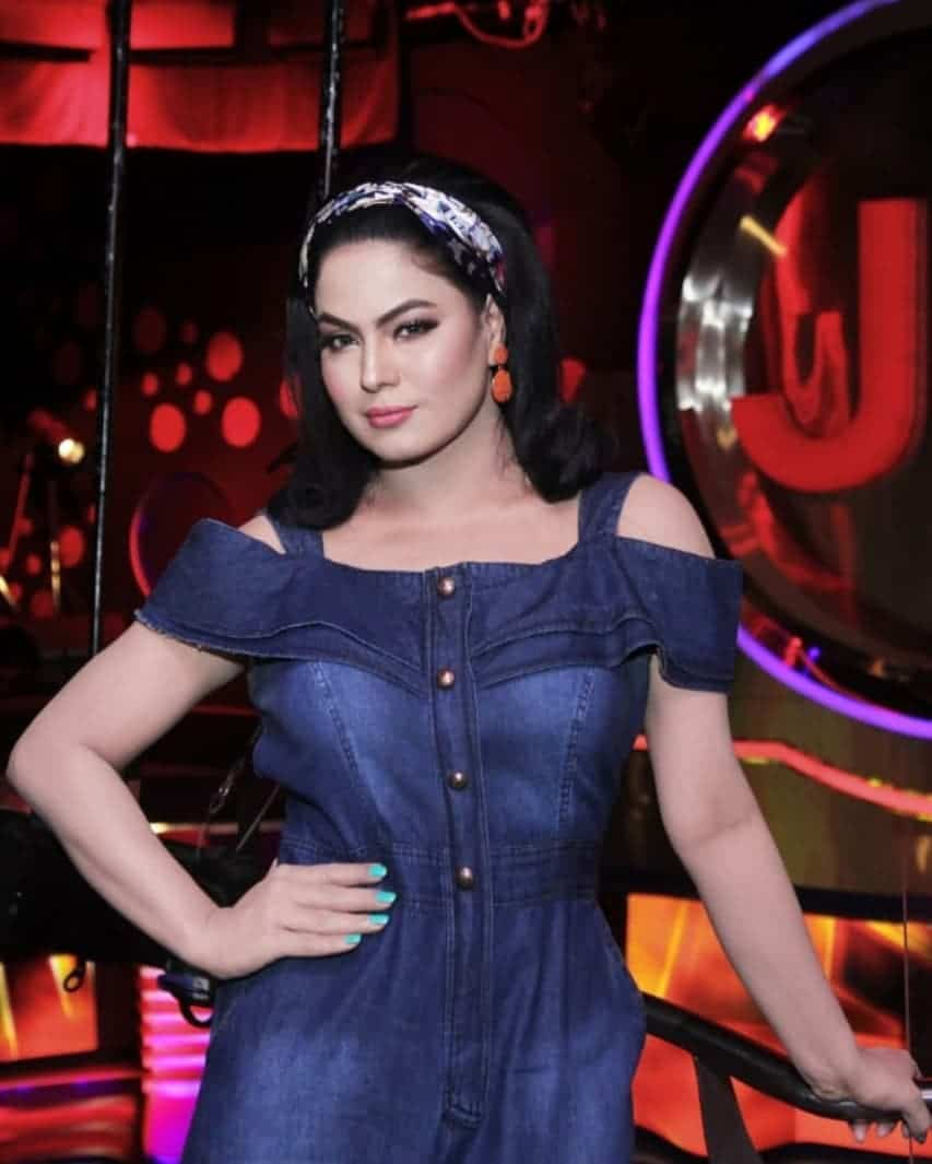 Veena Malik's Photoshoot for Her Upcoming New Project