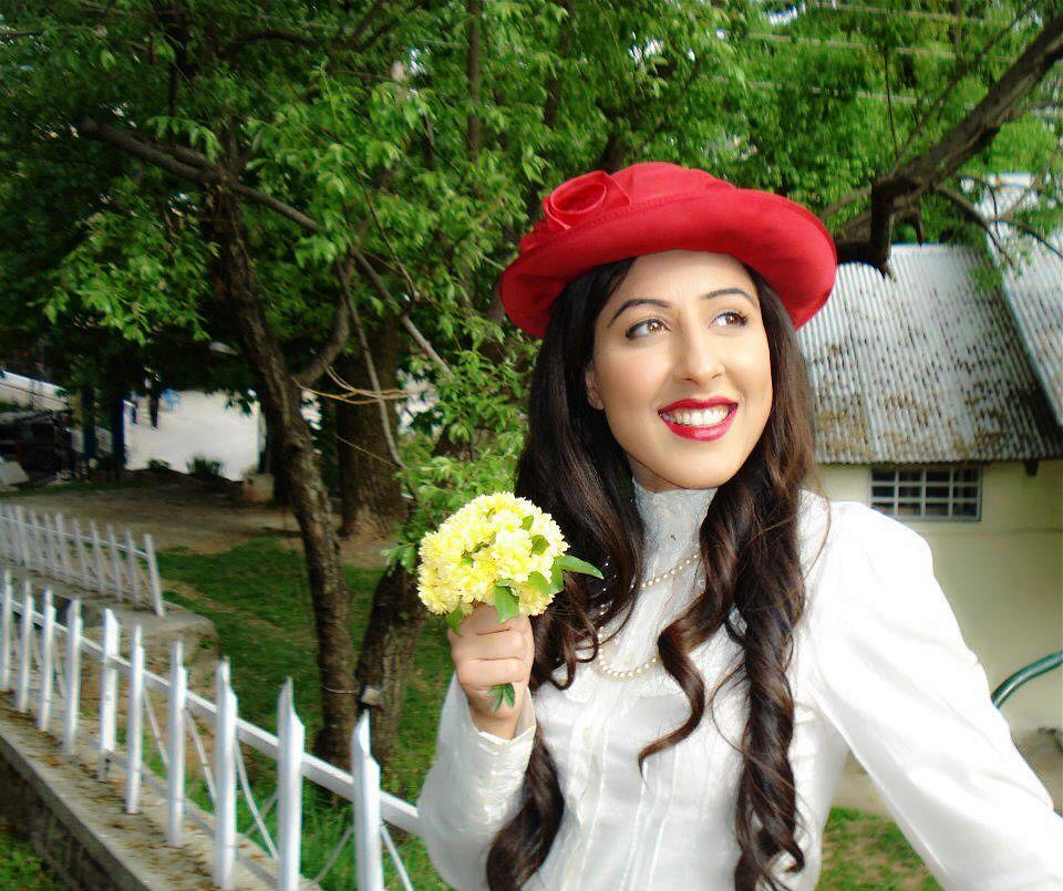 Wedding Pictures of Actress Yamina Pirzada - Niece of Actors Usman Pirzada and Samina Pirzada