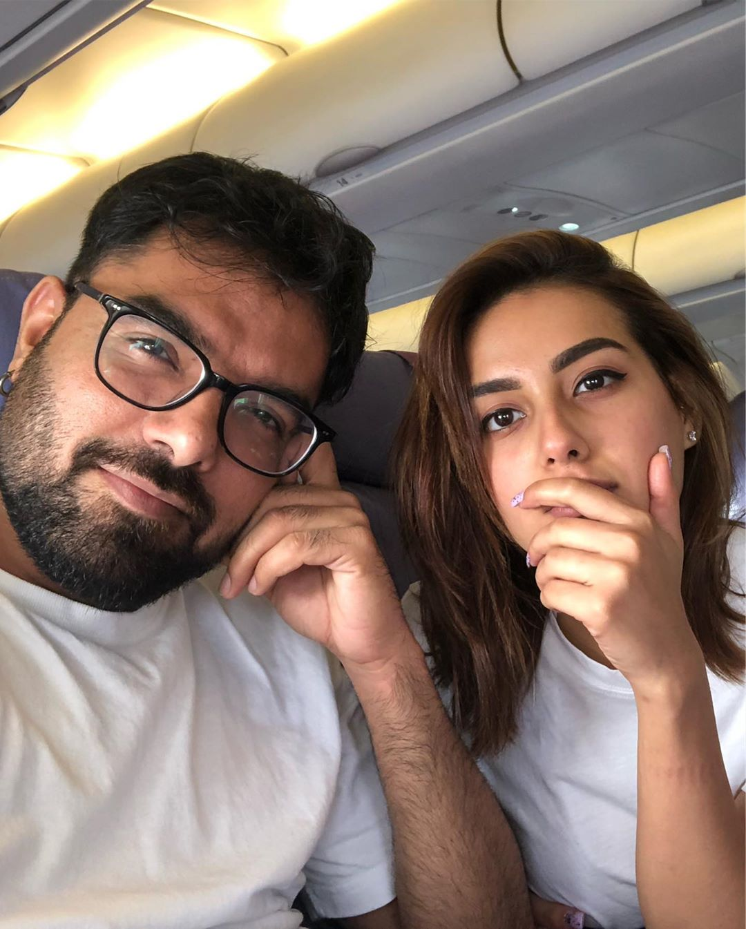 Beautiful Clicks of Iqra Aziz and Yasir Hussain in Thailand