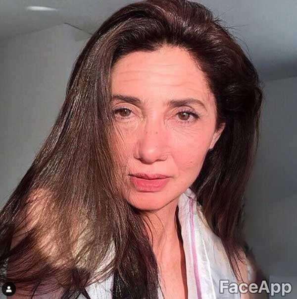 Pakistani Celebrities Are Having Fun With FaceApp's New Ageing Filter