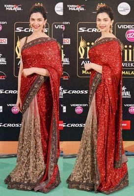 Deepika Padukone In Saree picture 3