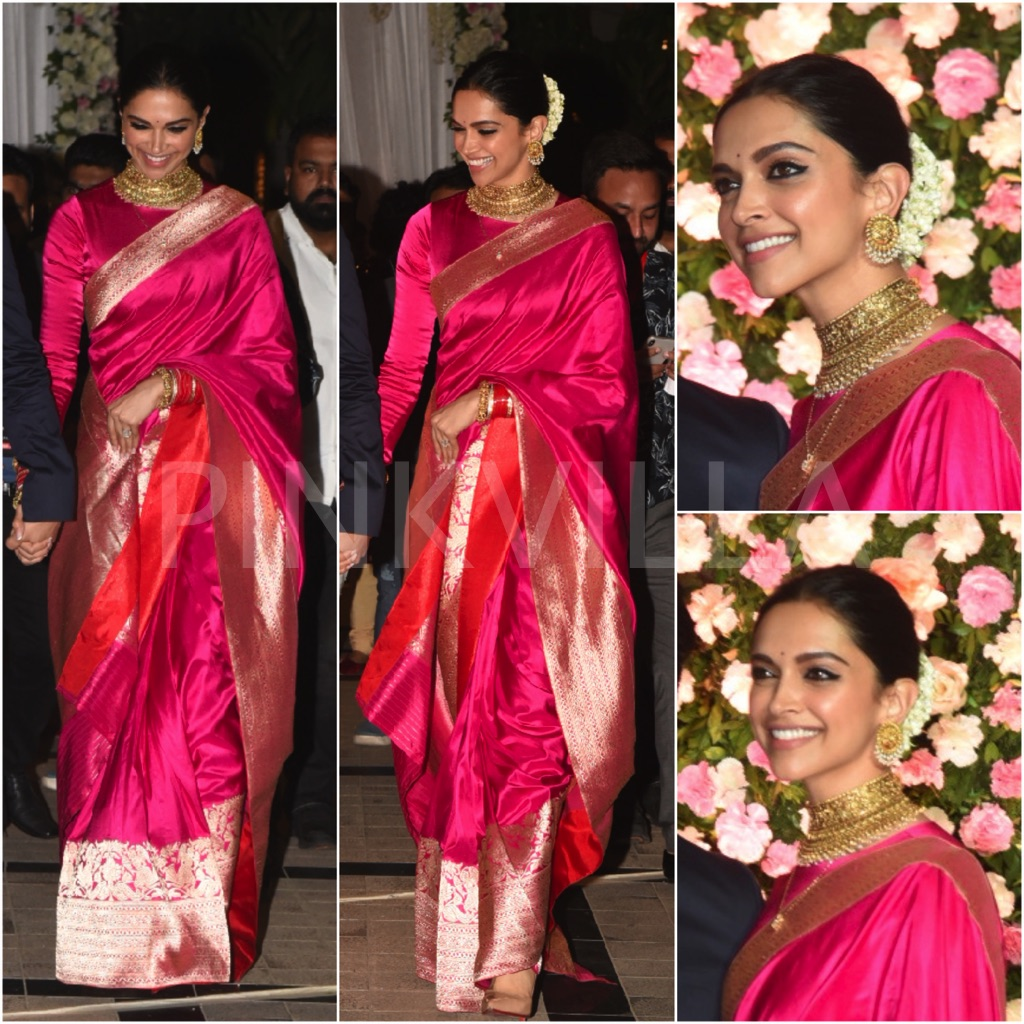 Deepika Padukone In Saree picture 9