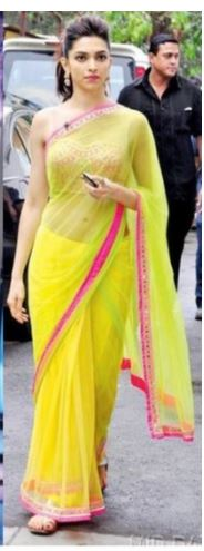 Deepika Padukone In Saree picture 982