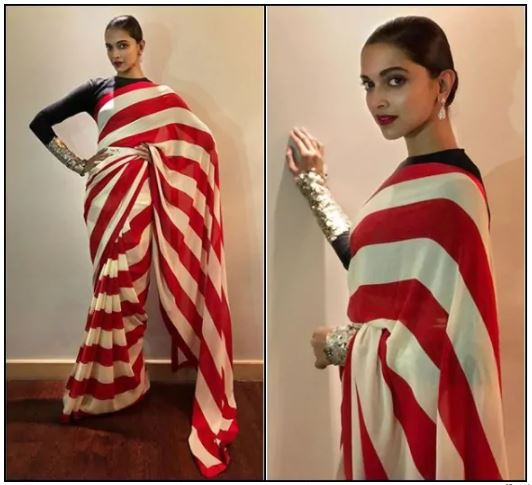 Deepika Padukone In Saree picture 108922