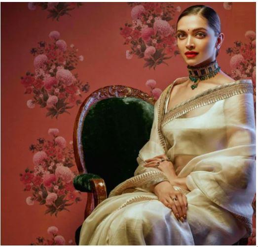Deepika Padukone In Saree picture 12922