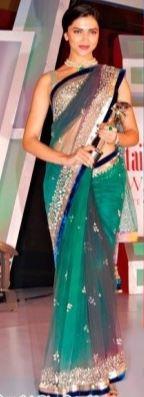 Deepika Padukone In Saree picture 133222