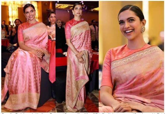 Deepika Padukone In Saree picture 1223322