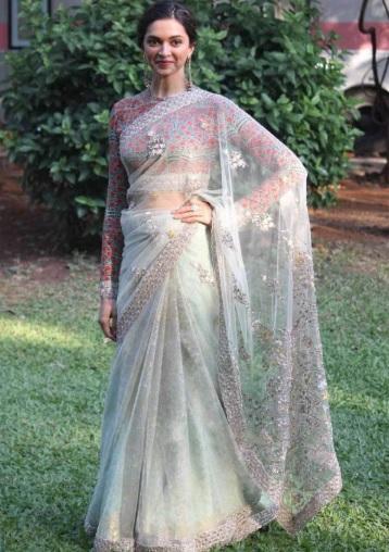 Deepika Padukone In Saree picture 1223333