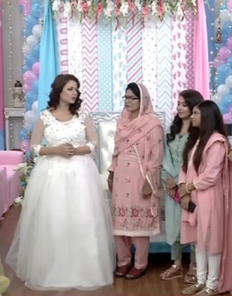 pregnant minza waqas
