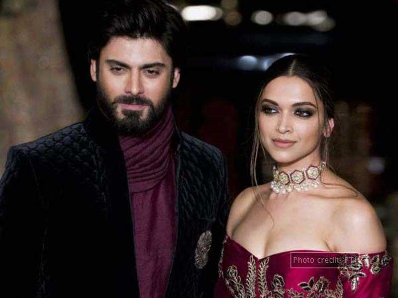 Deepika Padukone and Fawad Khan Exclusive Pictures from Past