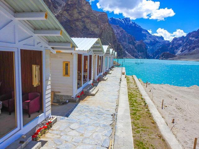 Attabad Lake Hotel Hunza Luxus Picture 5