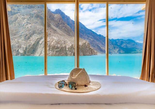 Attabad Lake Hotel Hunza Luxus Picture 7