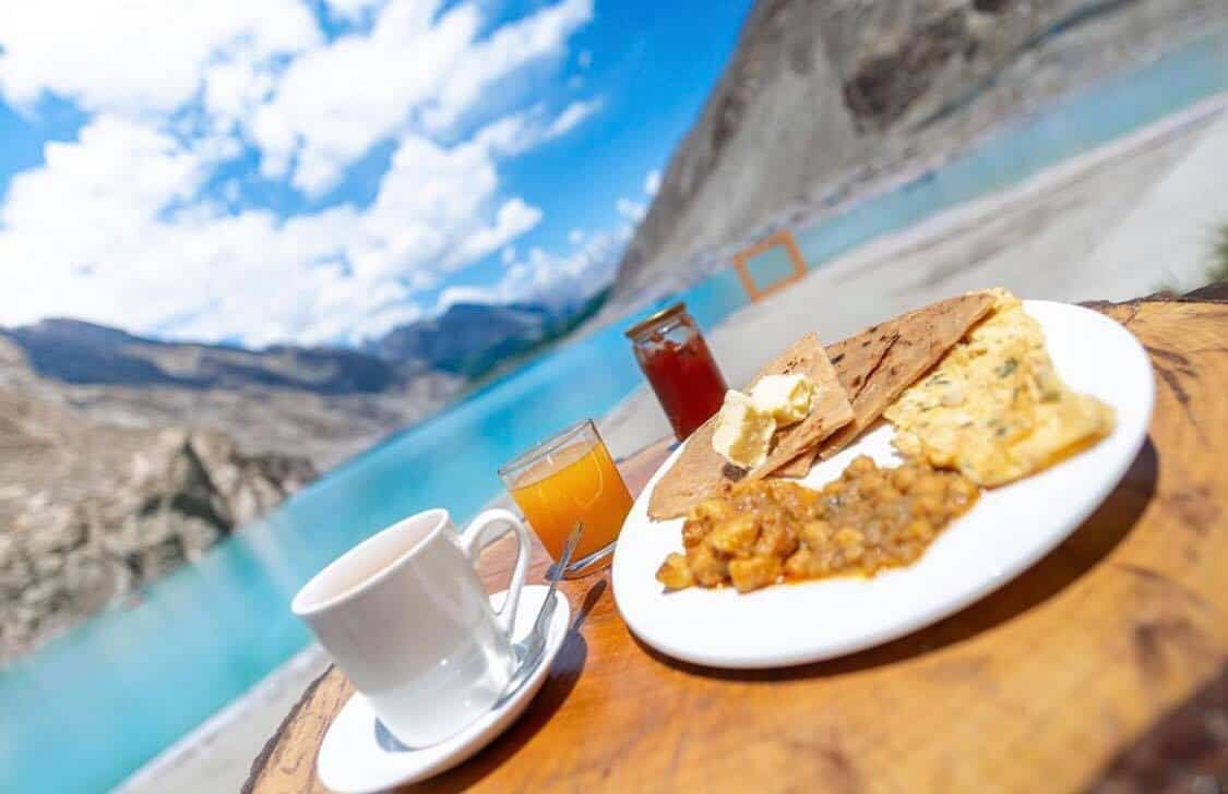 Attabad Lake Hotel Hunza Luxus Picture 8
