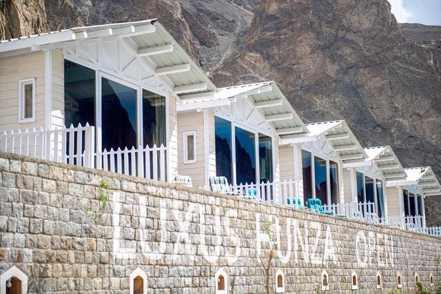 Attabad Lake Hotel Hunza Luxus Picture 9