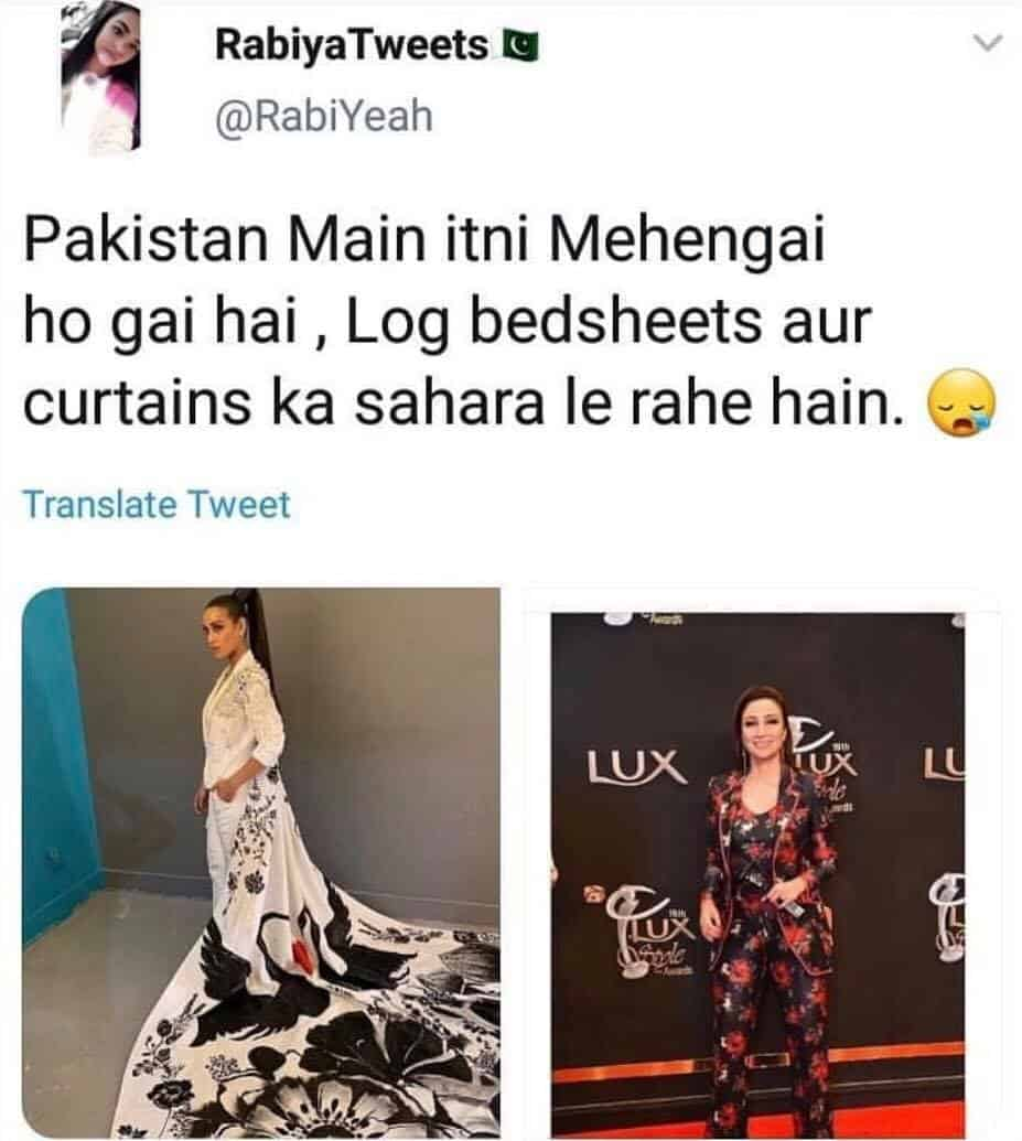 Lux Style Awards 2019 best memes 1