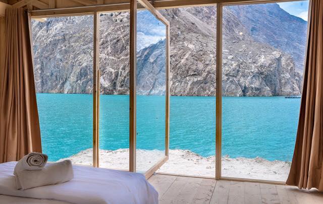 Attabad Lake Hotel Hunza Luxus Picture 11