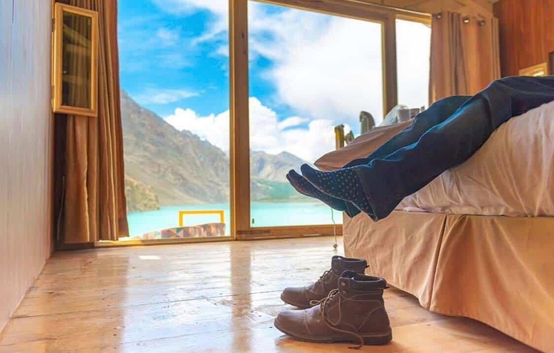Attabad Lake Hotel Hunza Luxus Picture 15