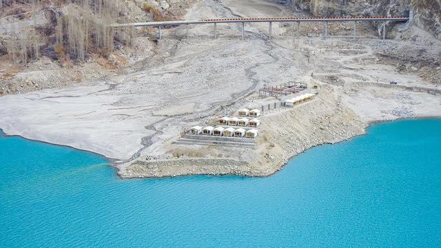 Attabad Lake Hotel Hunza Luxus Picture 1201