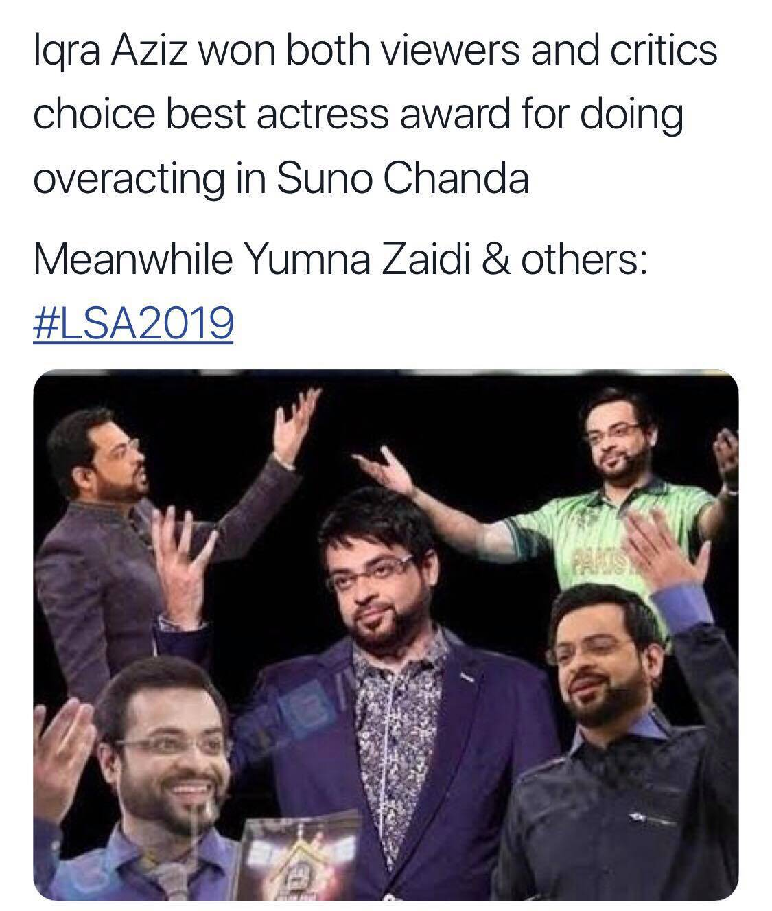 Lux Style Awards 2019 best memes 11