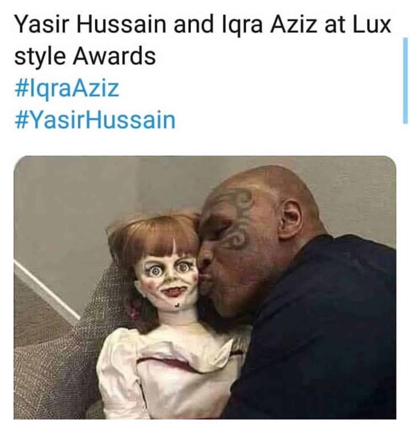 Lux Style Awards 2019 best memes 13