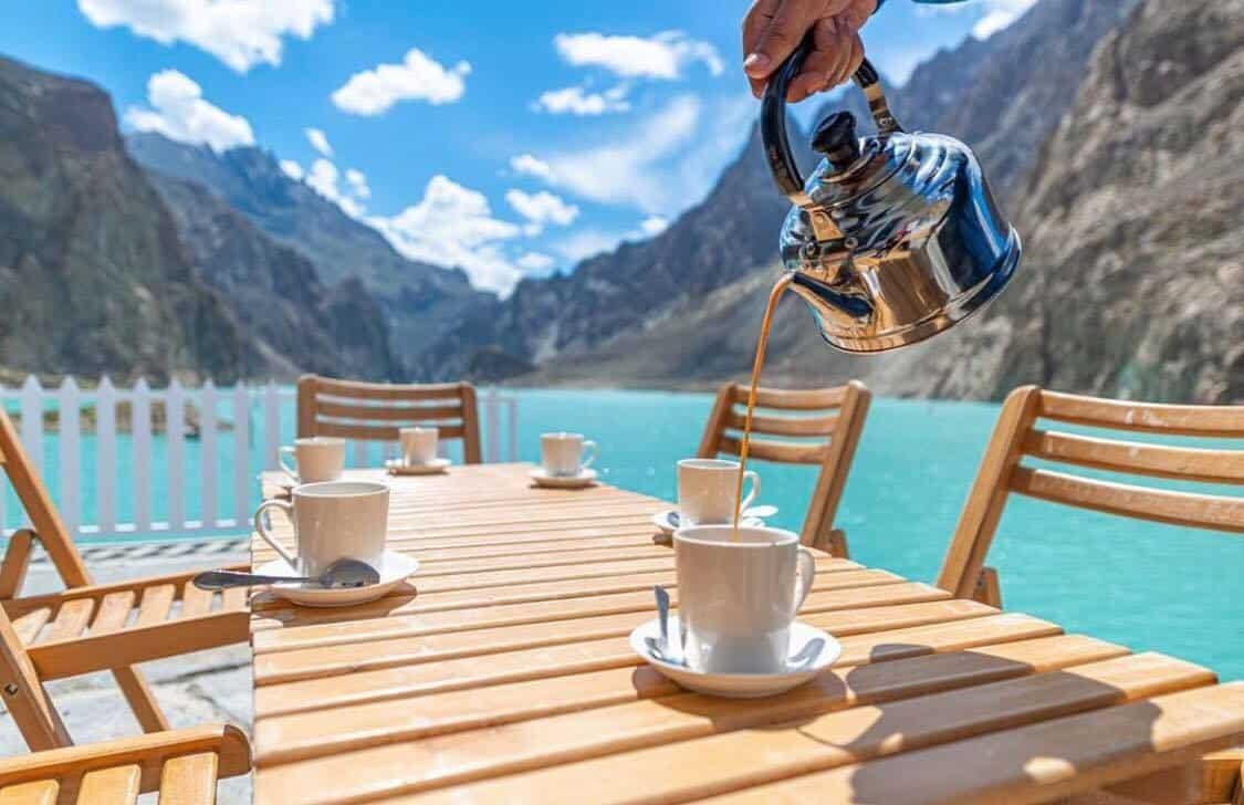 Attabad Lake Hotel Hunza Luxus Picture 1201188