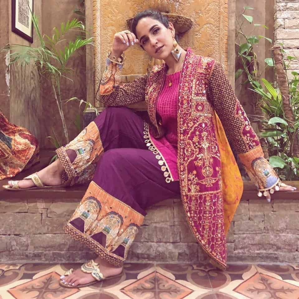 Latest Pictures of Talented Actress Anoushay Abbasi