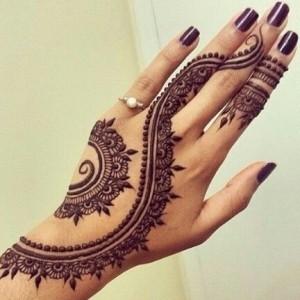 Arabic Mehndi Design 33
