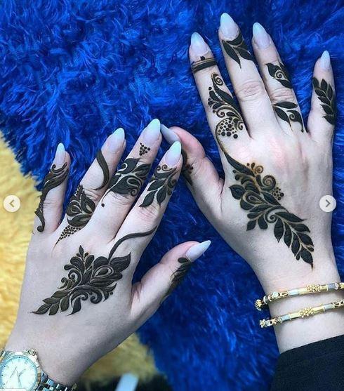 Arabic Mehndi Design 52