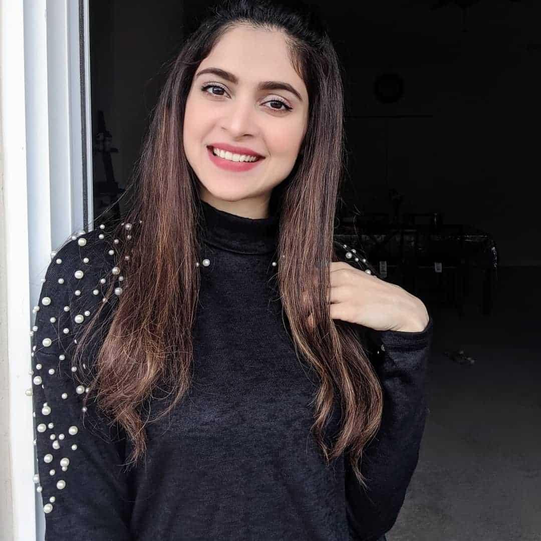 Latest Gorgeous Clicks of Actress Arij Fatyma